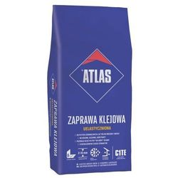 Zaprawa klejowa uelastyczniona Atlas 5 kg