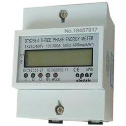 Licznik energii LCD 3 FAZ podlicznik trzyfazowy