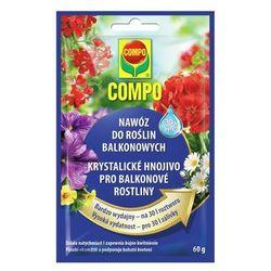 Nawóz do roślin balkonowych 60 g krystaliczny COMPO