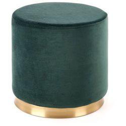 Pufa Covet zielona zielony