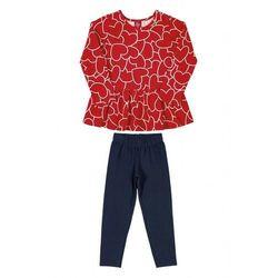 Komplet dziewczęcy bluza+spodnie 3P39A3 Oferta ważna tylko do 2023-10-26