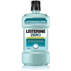 Listerine Zero 500ml płyn do płukania jamy ustnej [U]