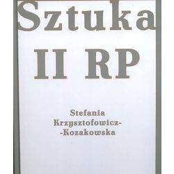 Sztuka II RP - Dostępne od: 2013-10-08 (opr. twarda)