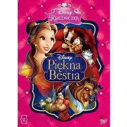 Disney Księżniczka. Piękna i Bestia [DVD]