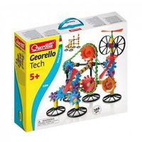 Zestawy konstrukcyjne dla dzieci, QUERCETTI GEORELO 3D TECHNIC KONSTRUKTOR