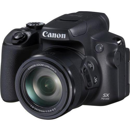 Aparaty kompaktowe, Canon PowerShot SX70