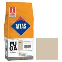 Fugi, Fuga cementowa 018 beż pastelowy 2 kg ATLAS