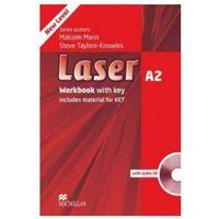 Książki do nauki języka, Laser A2 WB with key /CD gratis/ (opr. miękka)