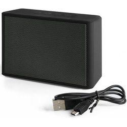 Głośnik mobilny GLOBAL TECHNOLOGY HDY-003 Czarny