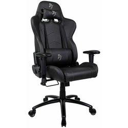 Arozzi fotel gamingowy Inizio, czarno-szary (INIZIO-PU-BKGY)