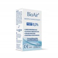 Krople do oczu, BioAir 10 ml