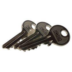 Klucze nacięte LOB STD 3szt. jako np. baza do systemów jednego klucza