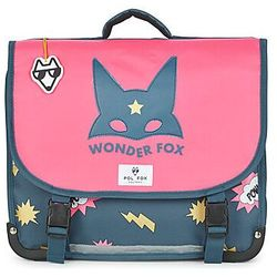 Teczki Pol Fox WONDER FOX PINK CARTABLE 38 CM 5% zniżki z kodem PL5SO21. Nie dotyczy produktów partnerskich.
