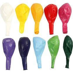 Balony 10 szt. - mix kolorów Promocja - dodatkowa (-10%)