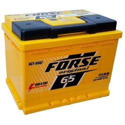 Akumulator FORSE 65Ah/640A