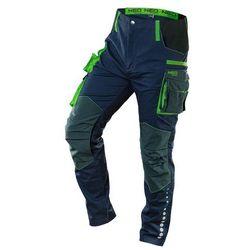 Spodnie robocze PREMIUM 62% bawełna 35% poliester 3% elastan M 81-226-M