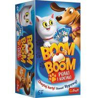 Gry dla dzieci, Trefl gra boom boom psiaki i kociaki