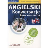 Książki do nauki języka, ANGIELSKI KONWERSACJE DLA ZAAWANSOWANYCH + CD TW (opr. kartonowa)