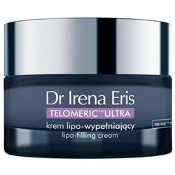 DR IRENA ERIS 50ml 70+ Telomeric Ultra Krem lipo-wypełniający do twarzy i pod oczy na noc