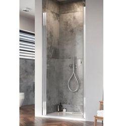 Radaway Nes DWJ I Drzwi wnękowe 80 cm lewe, szkło przejrzyste, wys. 200 cm. 10026080-01-01L