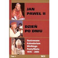 Albumy, Jan Paweł II Dzień po dniu T 1-2 - Gabriel Turowski (opr. twarda)