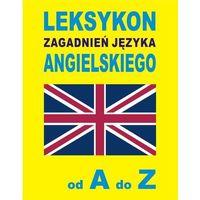 Książki do nauki języka, Leksykon zagadnień języka angielskiego od A do Z (opr. kartonowa)