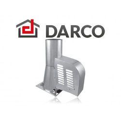 Generator ciągu kominowego z kwadratową podstawą 200mm, 450m3/h (GCK200CH) BEZPŁATNA dostawa kurierem!
