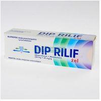 Żele i maści przeciwbólowe, Dip Rilif żel 100 g