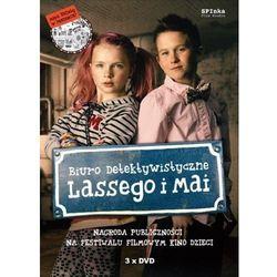Biuro Detektywistyczne Lassego i Mai DVD (Płyta DVD)