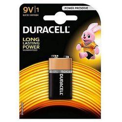 Bateria alkaliczna Duracell Basic 9V
