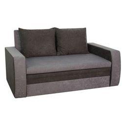 ••• Mini Kanapa Sofa dwuosobowa Amerykanka Sony rozkładana z funkcją spania – WYBÓR TKANINY – PROMOCJA – DARMOWA DOSTAWA •••