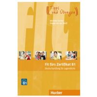 Książki do nauki języka, Fit furs Zertifikat B1 fur Jugendliche (opr. miękka)