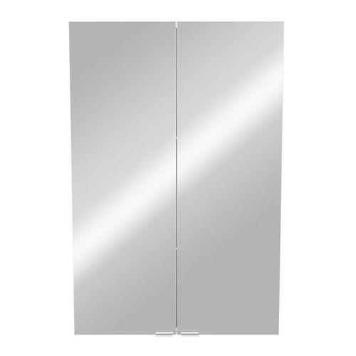 Szafki łazienkowe, Szafka z lustrem GoodHome Imandra 60 x 90 x 15 cm