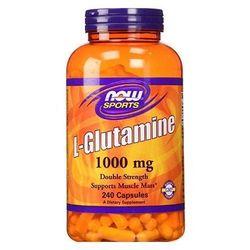 L-Glutamina 1000mg 240 kaps.