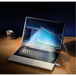 LAMPKA DO NOTEBOOKA GOOSENECK 10 LED USB