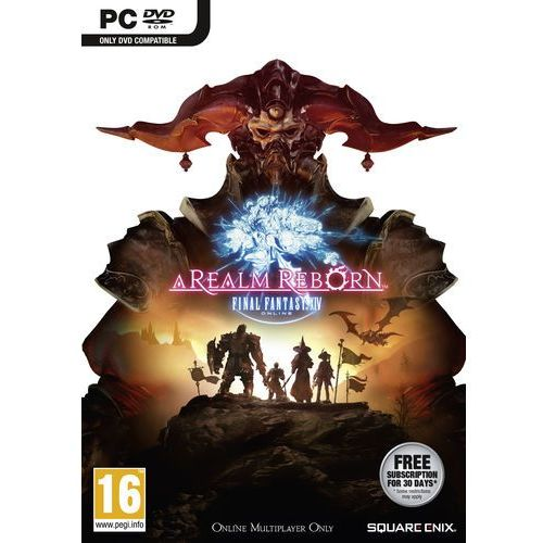 Gry PC, Final Fantasy 14 Online