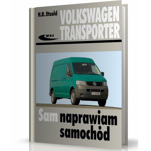 Książki o motoryzacji, Volkswagen Transporter T5 (opr. kartonowa)