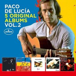 Paco De Lucia - 5 Original Albums Vol.2