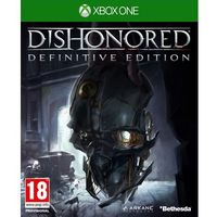 Gry Xbox One, Dishonored Definitive Edition (Xbox One)