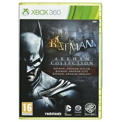 Batman Arkham Collection (Xbox 360)