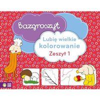 Kolorowanki, Bazgroszyt. Lubię wielkie kolorowanie cz.1