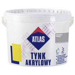 Tynk akrylowy Atlas SAH 0397 granit 25 kg
