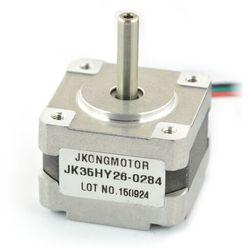 Silnik krokowy JK35HY26-0284 200 kroków/obr 7,4V / 0,6A / 0,06Nm