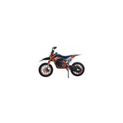 Pojazdy na akumulator, HECHT 54500 MOTOR SKUTER ELEKTRYCZNY AKUMULATOROWY MOTOCROSS MINICROSS MOTOREK MOTOCYKL ZABAWKA DLA DZIECI promocja (--57%)