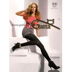 LEGGINSY MIKROFIBRA 100 DEN GATTA
