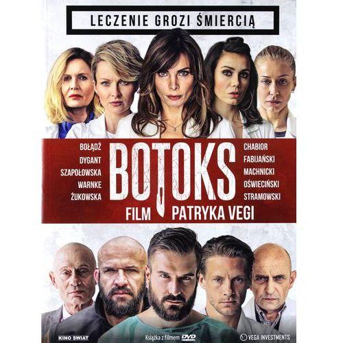 Pozostałe filmy, Botoks DVD + książka (Płyta DVD)