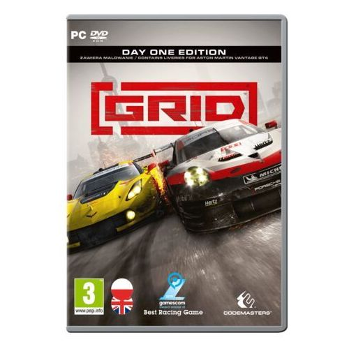 Gry na PC, Codemasters XKG Race Driver Grid
