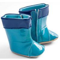 Pozostałe lalki i akcesoria, Heless buty dla lalki 38-45 cm niebieskie - BEZPŁATNY ODBIÓR: WROCŁAW!
