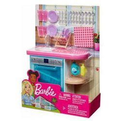 Mebelki do domku Barbie Zmywarka. Darmowy odbiór w niemal 100 księgarniach!