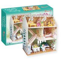 Domki dla lalek, Puzzle 3D Domek dla lalek Dreamy